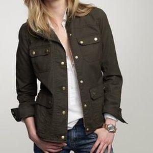 Women's Jay Crew field jacket